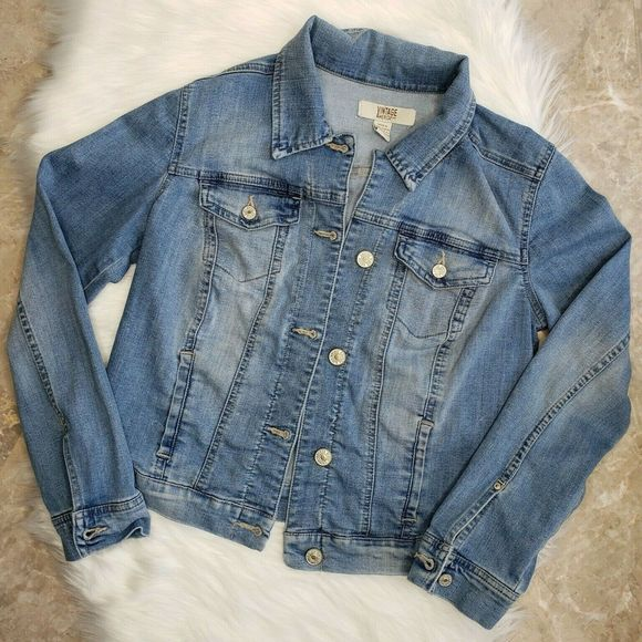 NCAA Stretch Denim Jacket